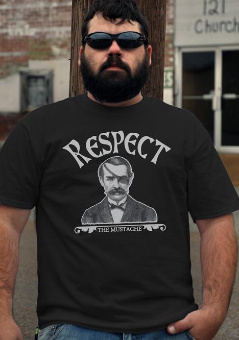 RESPECT THE MUSTACHE Model