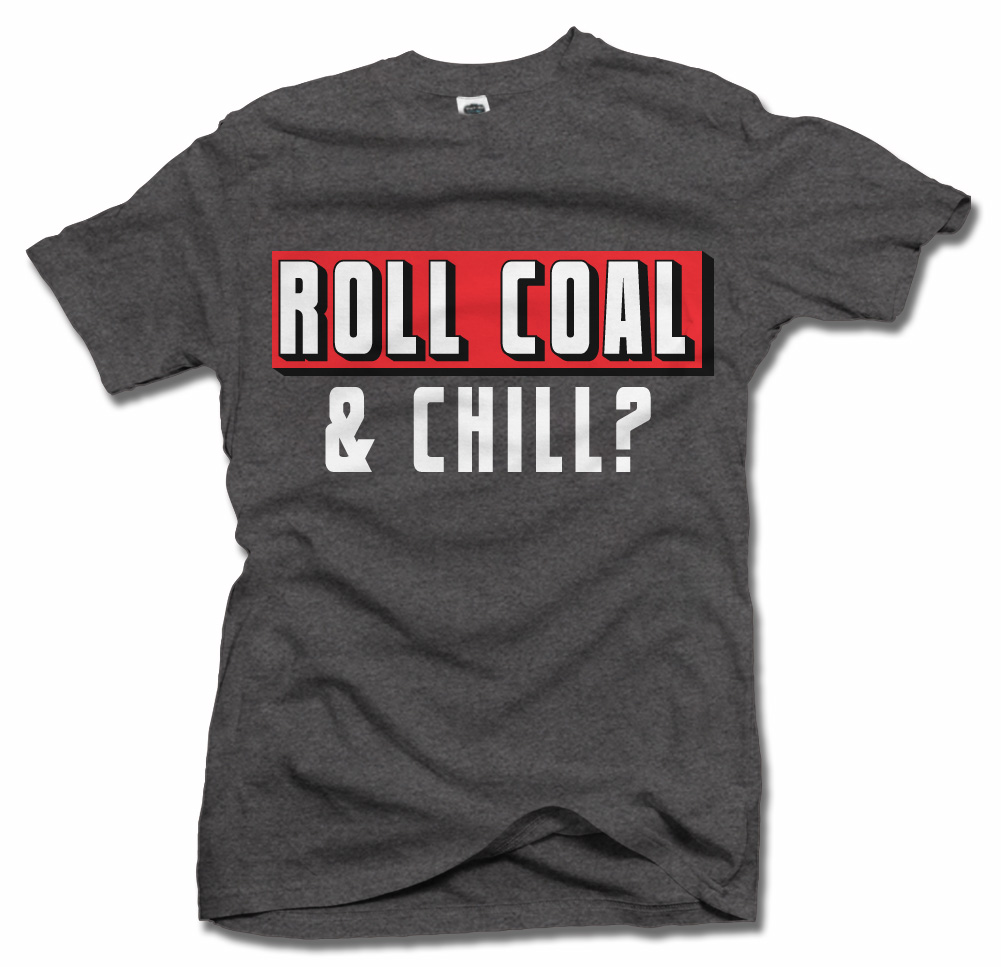 ROLL COAL AND CHILL? ON DARKS Model