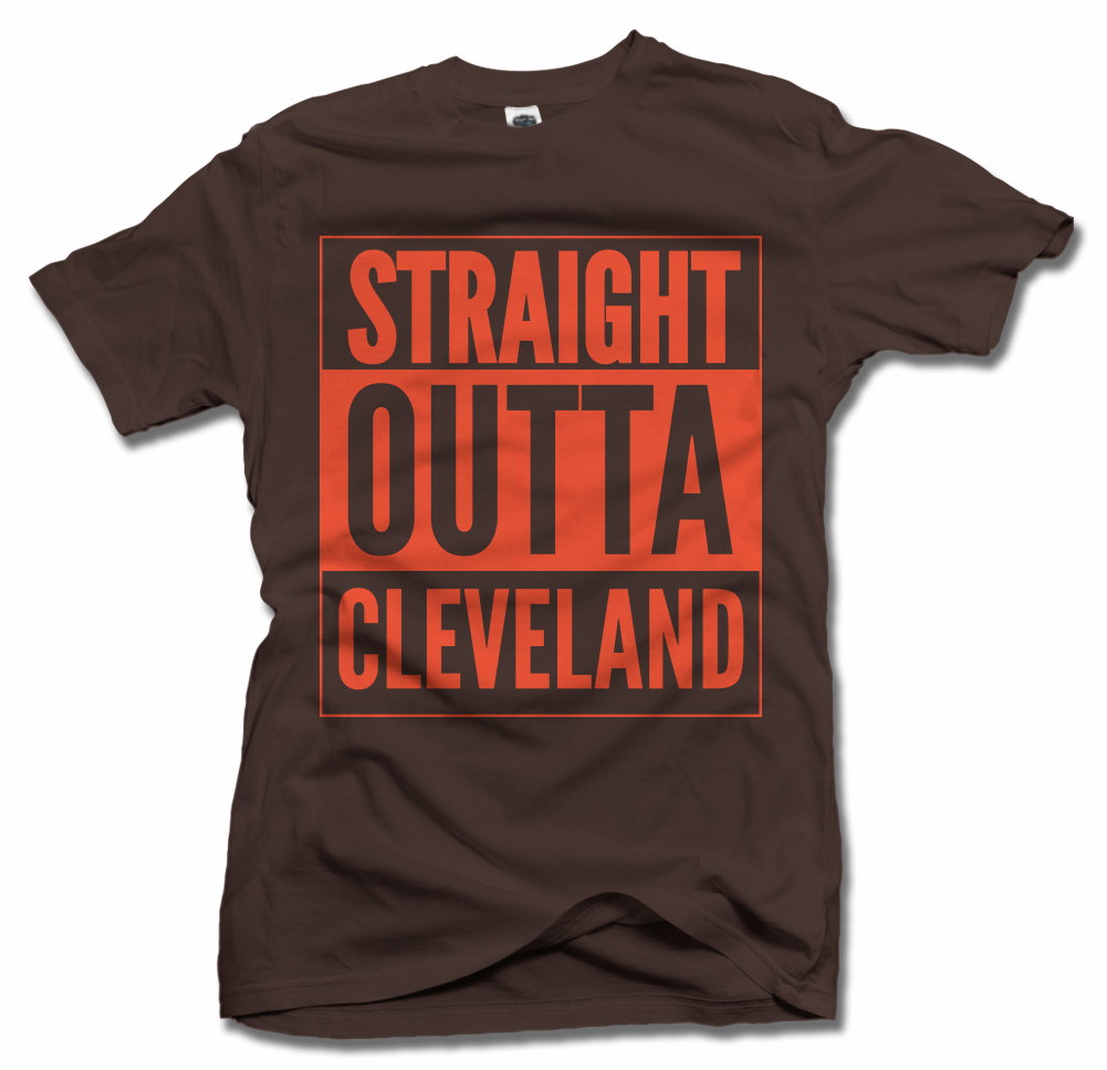STRAIGHT OUTTA CLEVELAND Model