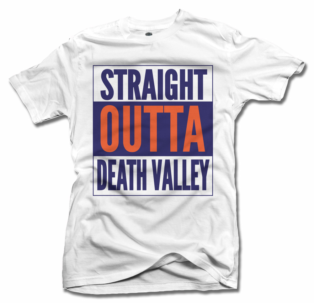STRAIGHT OUTTA DEATH VALLEY Model