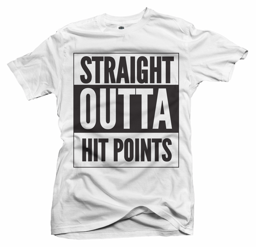 STRAIGHT OUTTA HIT POINTS Model