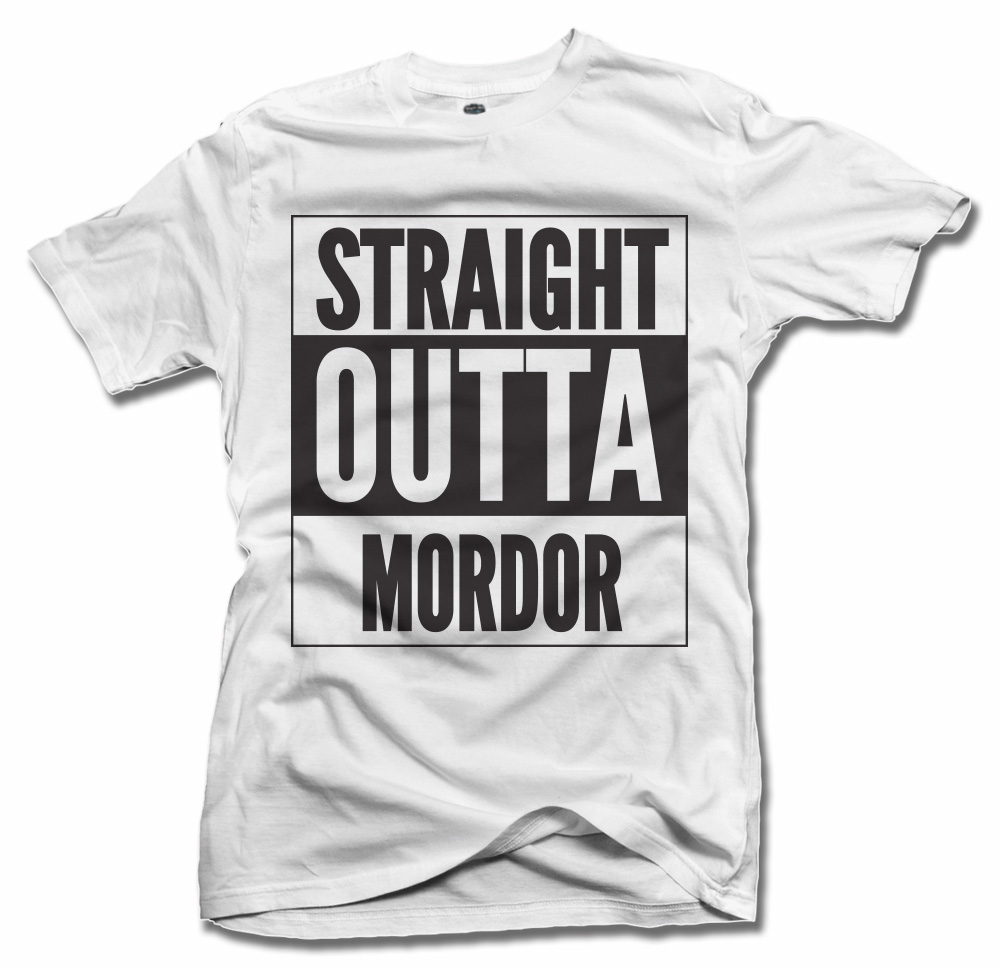 STRAIGHT OUTTA MORDOR Model