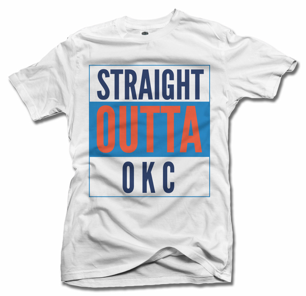 STRAIGHT OUTTA OKC Model