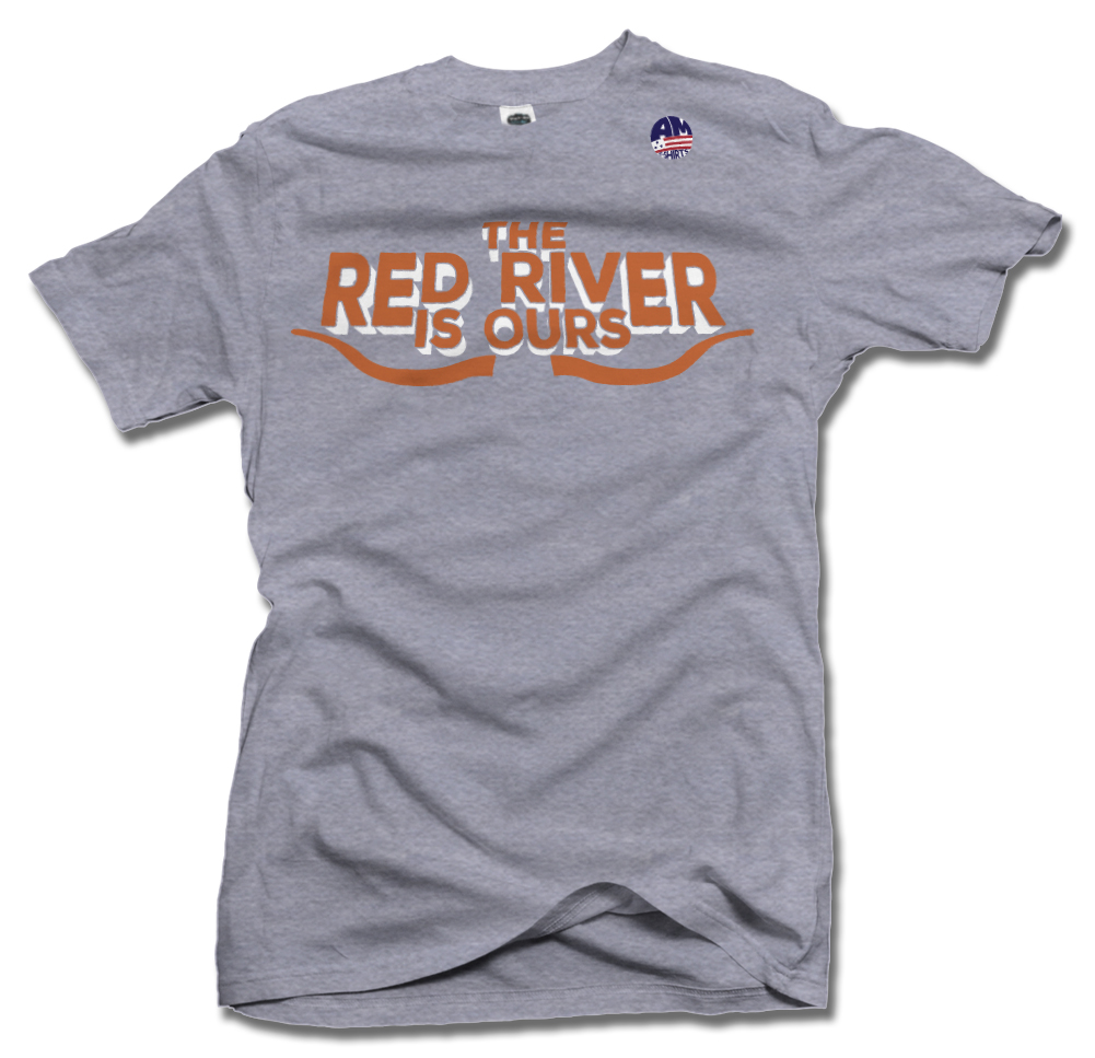 THE RED RIVER IS OURS Model