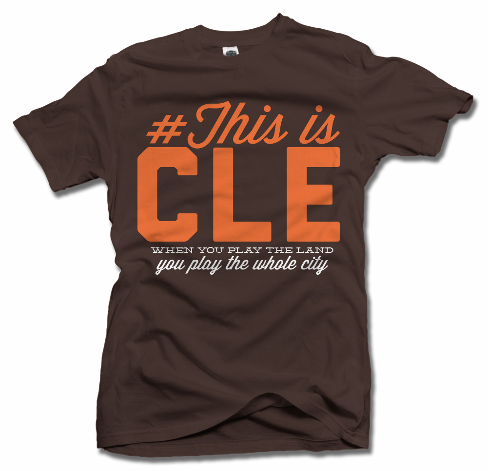 THIS IS CLEVELAND FOOTBALL Model