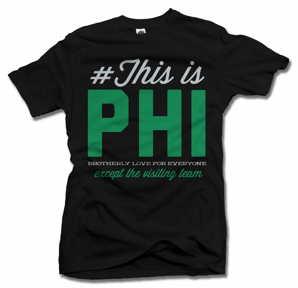 THIS IS PHILADELPHIA EAGLES FOOTBALL T-SHIRT Model