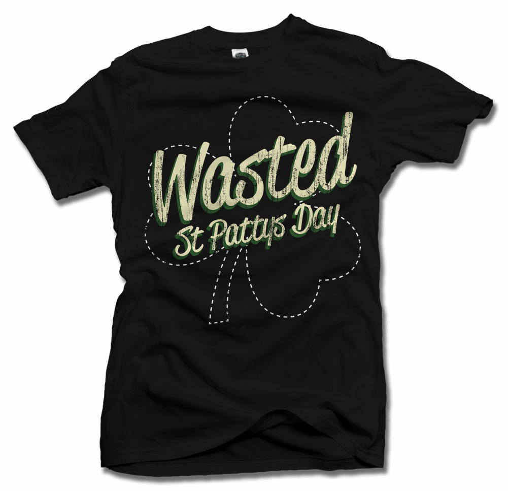 WASTED ST PATTY'S DAY Model