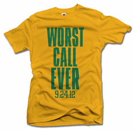 WORST CALL EVER 9-24-12 Model