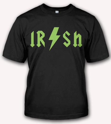 IRISH LIGHTNING BOLT Model