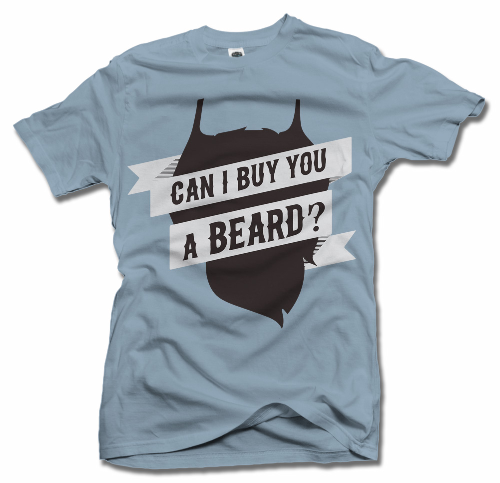 CAN I BUY YOU A BEARD? Model