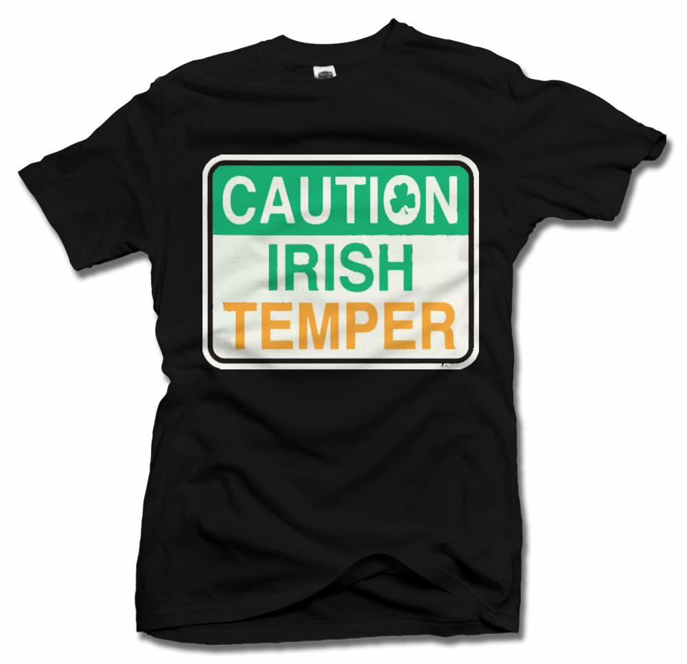 CAUTION IRISH TEMPER Model