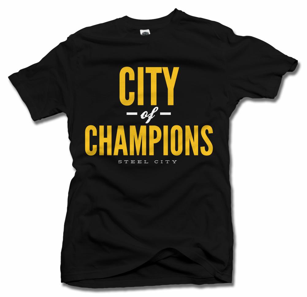 CITY OF CHAMPIONS STEEL CITY PITTSBURGH FOOTBALL Model