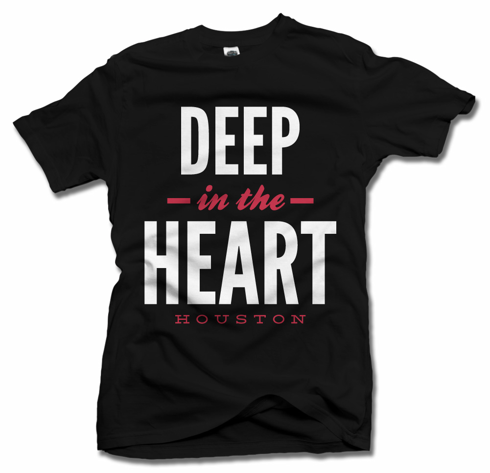 DEEP IN THE HEART HOUSTON FOOTBALL Model