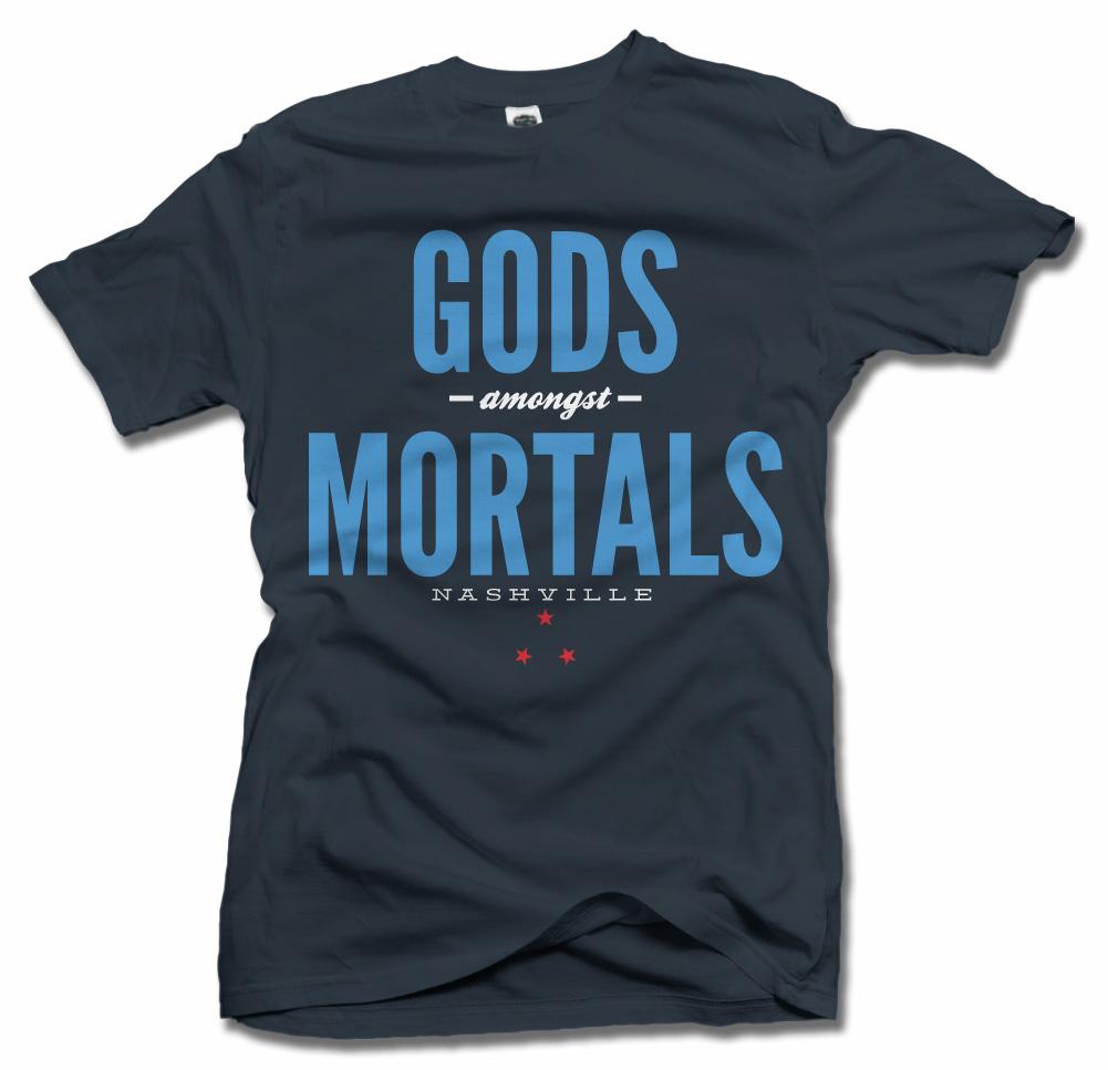 GODS AMONGST MORTALS NASHVILLE FOOTBALL Model
