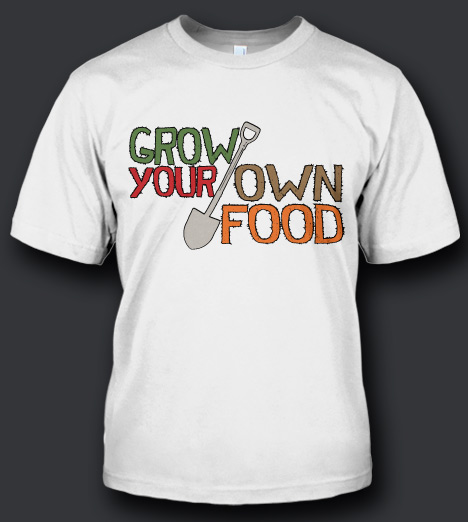 GROW YOUR OWN FOOD Model