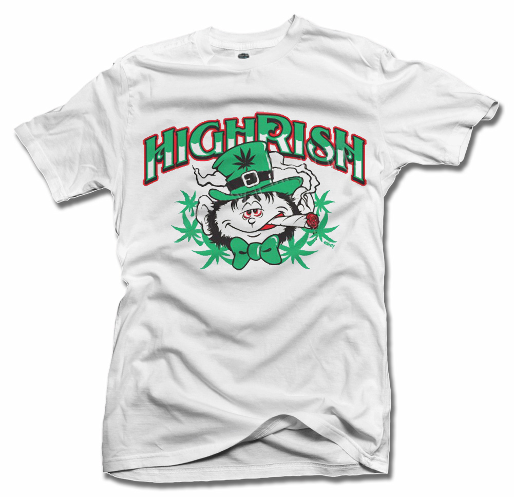 HIGHRISH T-SHIRT Model