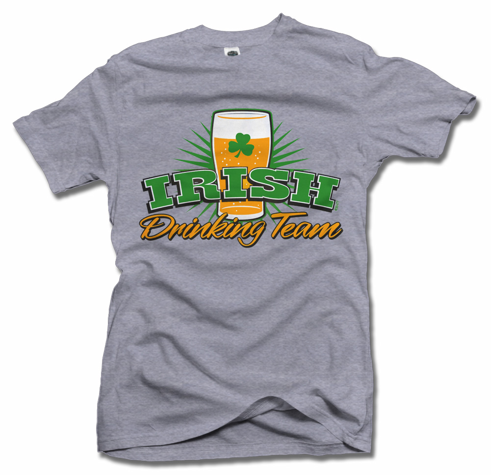 IRISH DRINKING TEAM Model