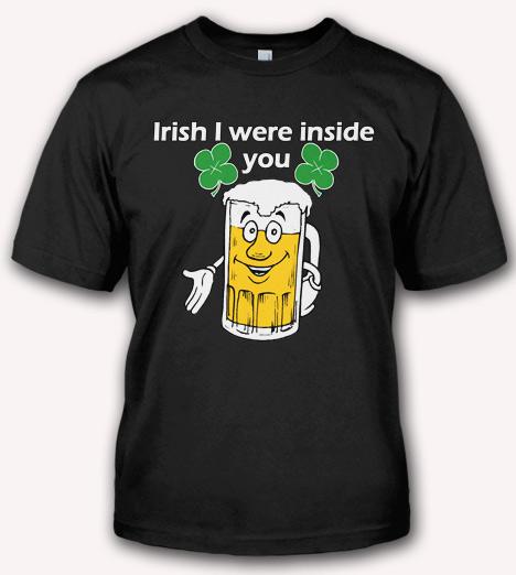 IRISH I WERE INSIDE YOU Model