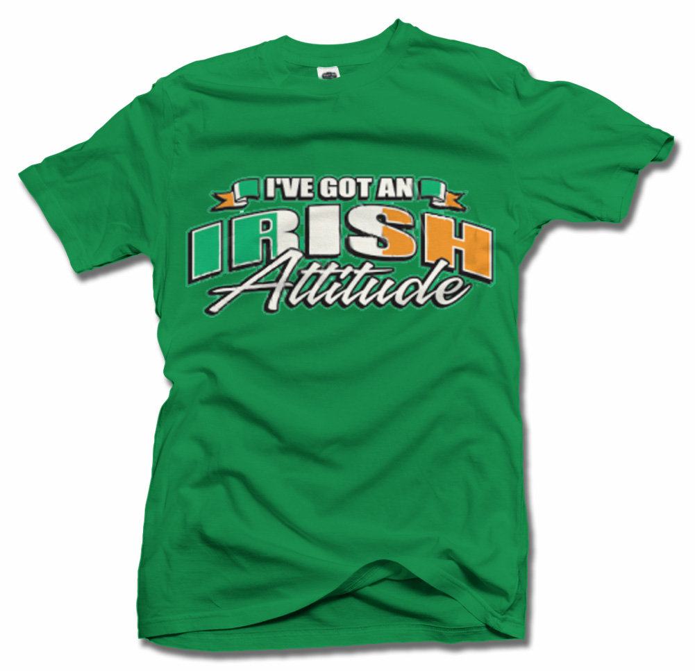 I'VE GOT AN IRISH ATTITUDE Model