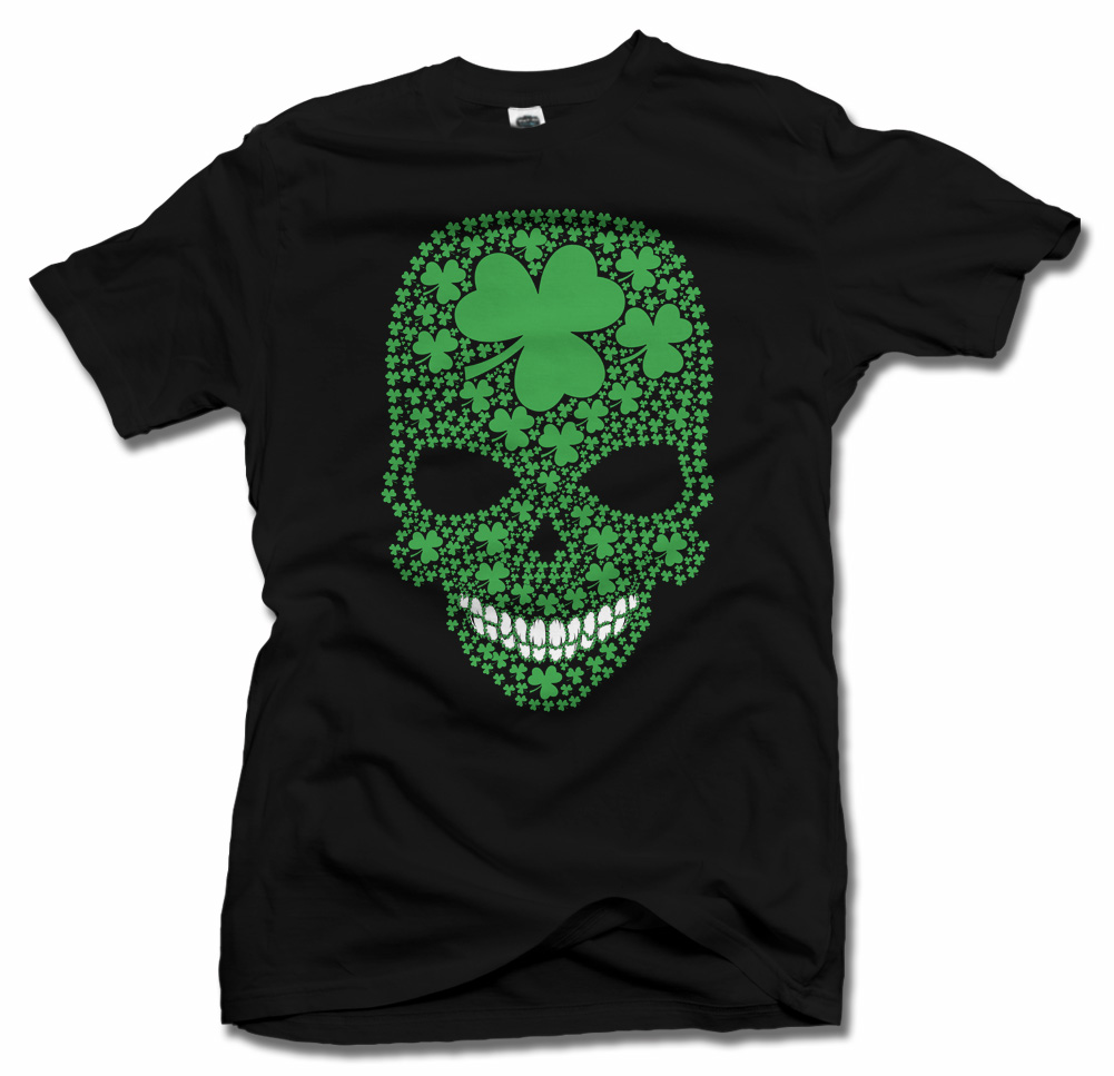SHAMROCK SKULL FASHION Model