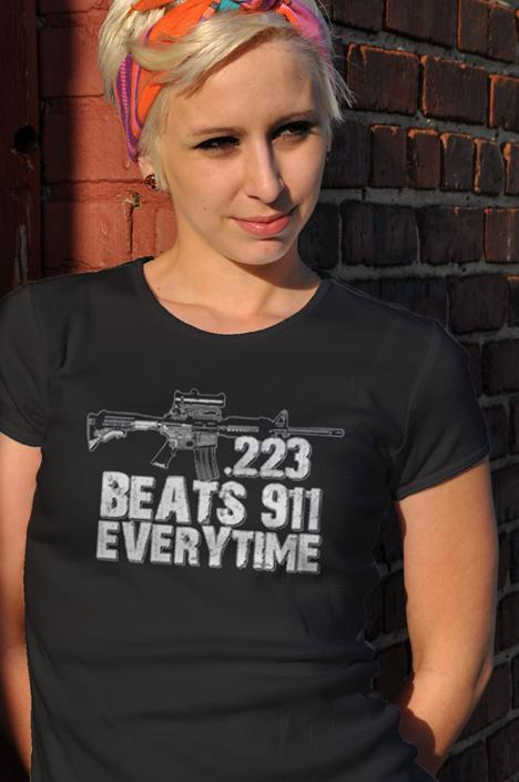 223 BEATS 911 EVERYTIME Model