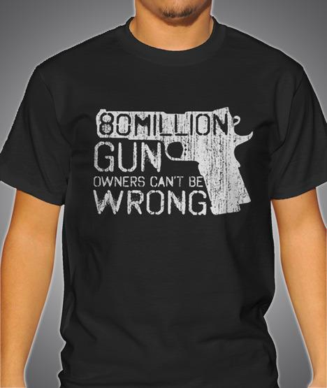 80 MILLION GUN OWNERS CAN'T BE WRONG Model