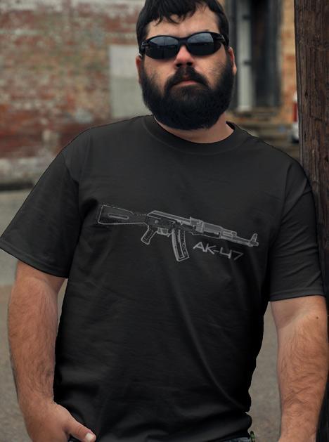 AK-47 VECTOR Model