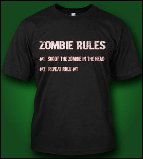 ZOMBIE RULES Model
