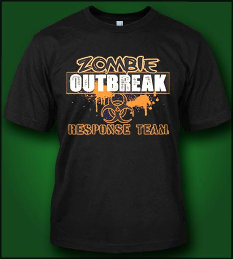 ZOMBIE OUTBREAK RESPONSE TEAM Model