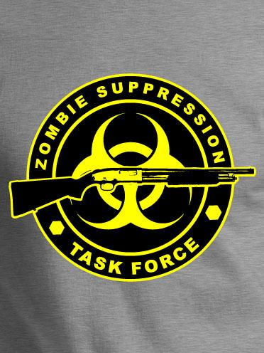 ZOMBIE SUPPRESSION TASK FORCE Model