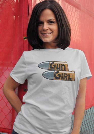 GUN GIRL Model