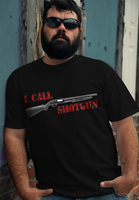 I CALL SHOTGUN Model