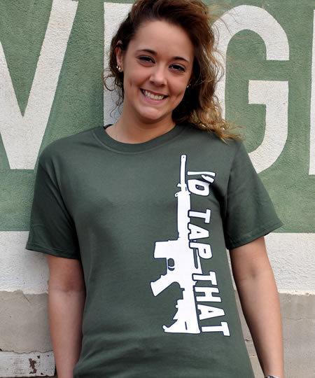 I'D TAP THAT AK-47 Model
