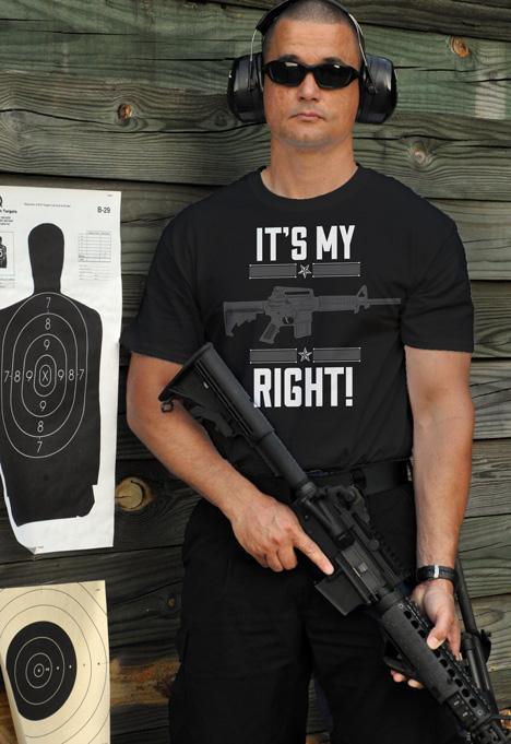 IT'S MY RIGHT AR-15 Model