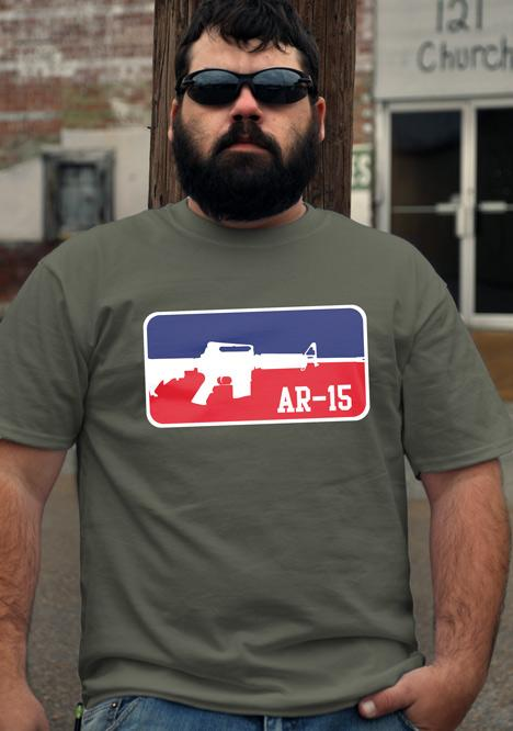 MAJOR LEAGUE AR-15 Model