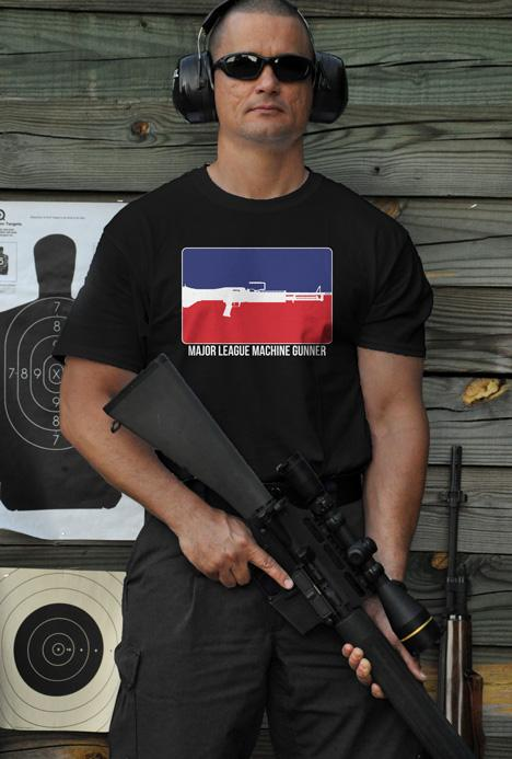 MAJOR LEAGUE MACHINE GUNNER Model