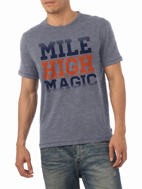 MILE HIGH MAGIC Model