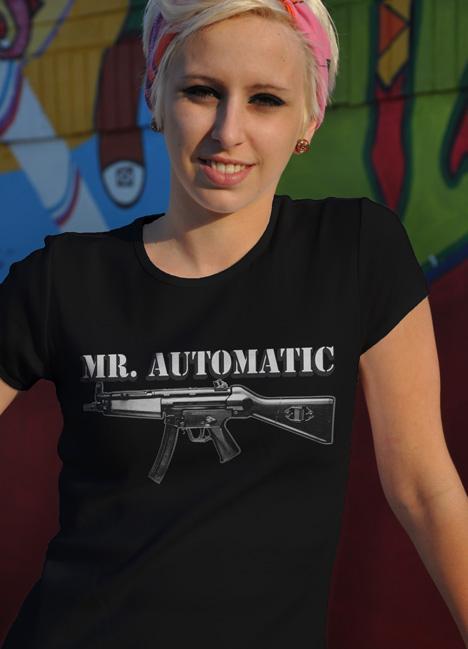 MR AUTOMATIC Model