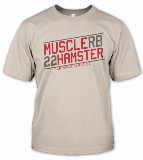 MUSCLE HAMSTER Model