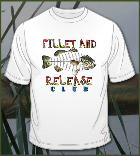 FILLET AND RELEASE CLUB Model