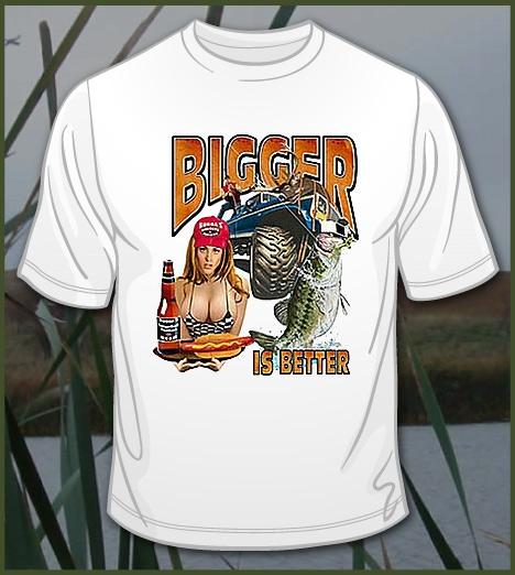 BIGGER IS BETTER Model