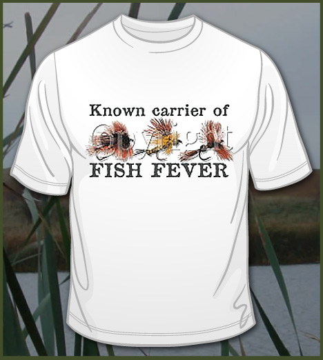 KNOWN CARRIER OF FISH FEVER Model