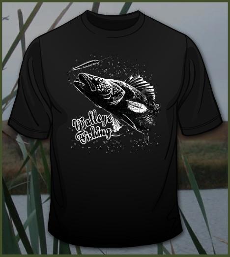 WALLEYE FISHING Model