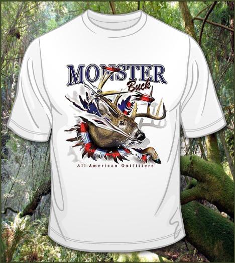 MONSTER BUCK Model
