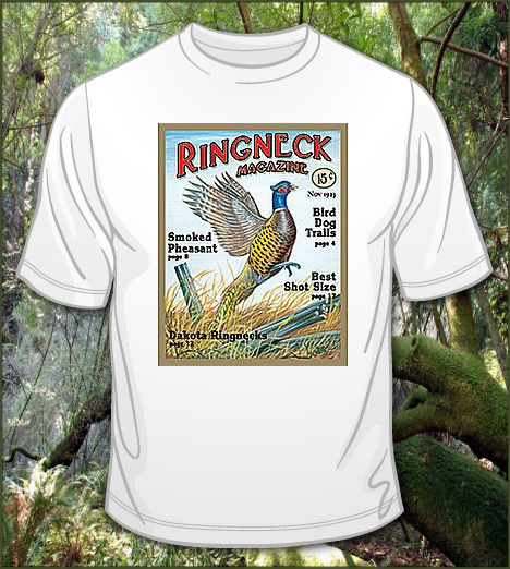 RINGNECK MAGAZINE Model