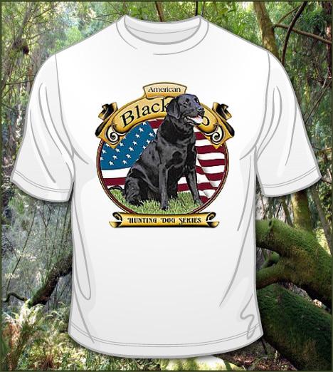 AMERICAN BLACK LAB HUNTING DOG SERIES Model