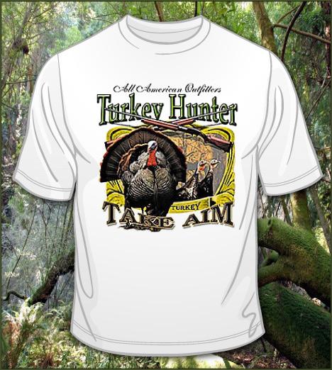 TURKEY HUNTER TAKE AIM Model