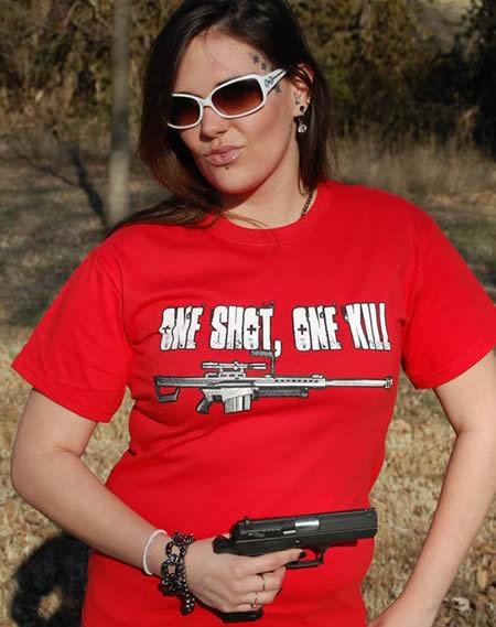 ONE SHOT ONE KILL Model