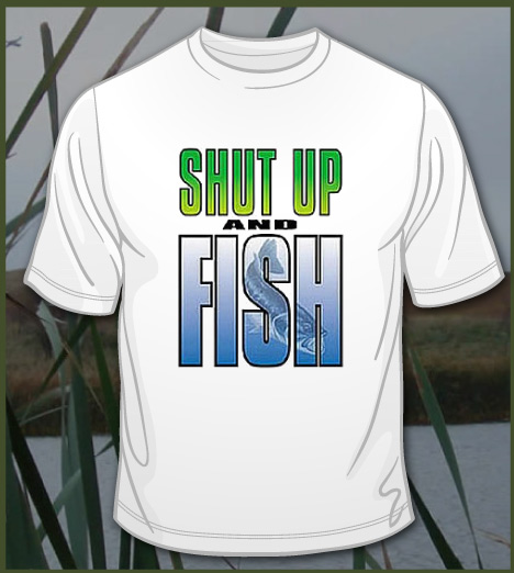 SHUT UP AND FISH 2 Model