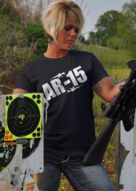 SLANTED AR-15 Model